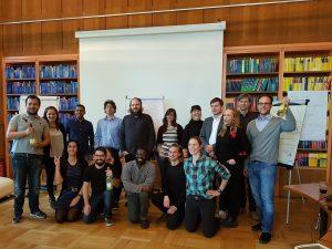 Runner-Up at Springer Nature Hack Day in Berlin